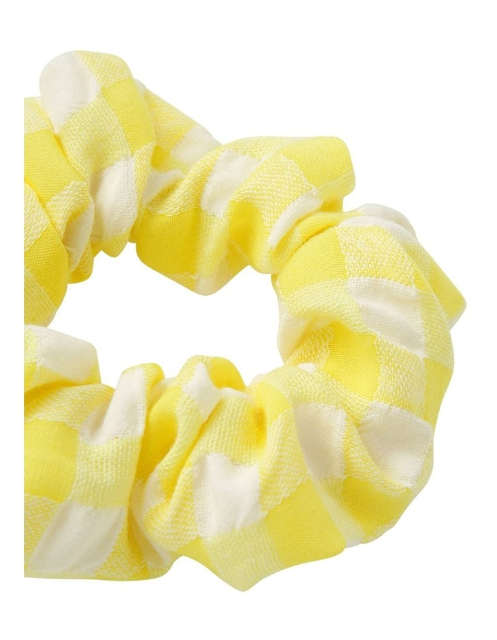 Check Scrunchie image 2