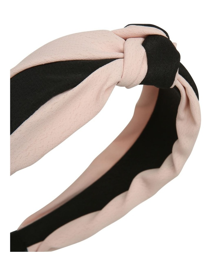 Stripe Knot Headband image 3