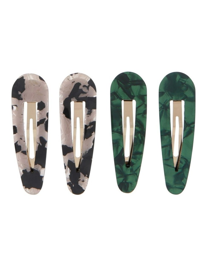 4 Pack Resin Snap Clip image 1