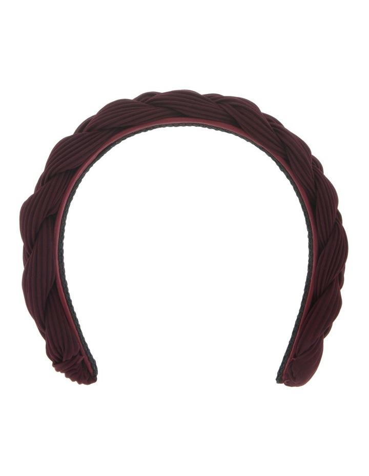 Pleated Plait Headband image 1