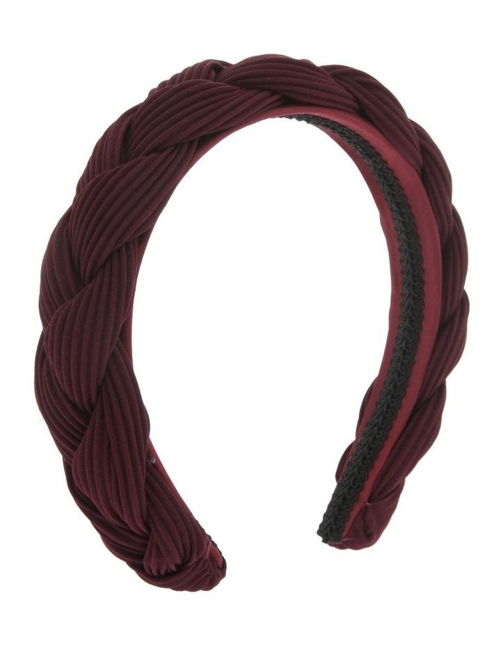 Pleated Plait Headband image 2