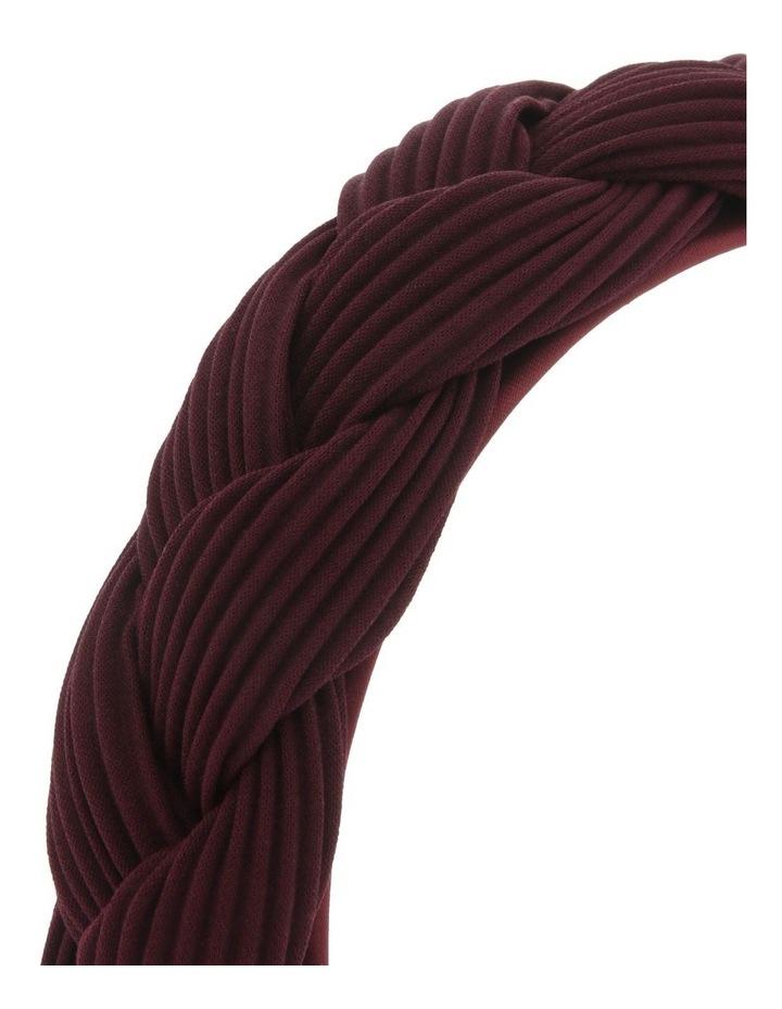 Pleated Plait Headband image 3