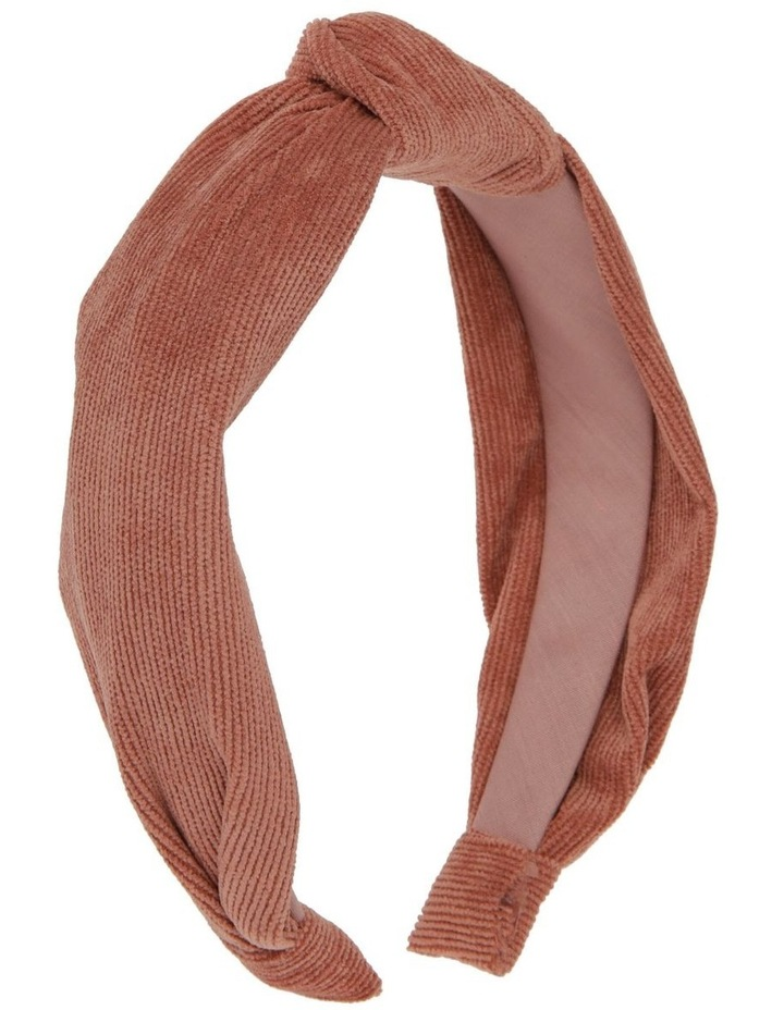 Corduroy Turban Headband image 2