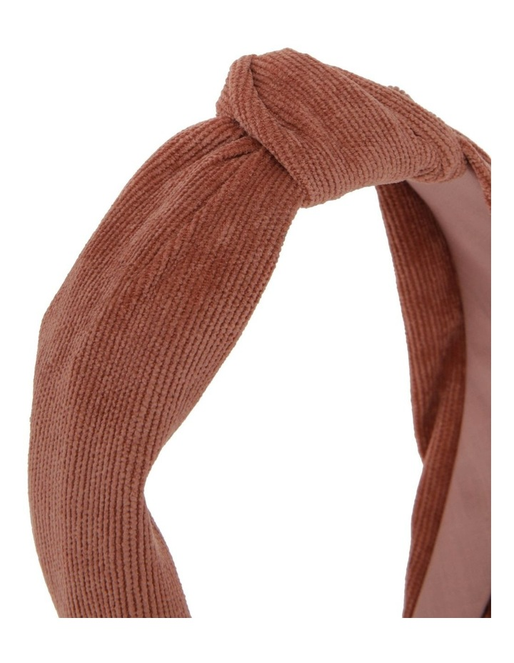 Corduroy Turban Headband image 3