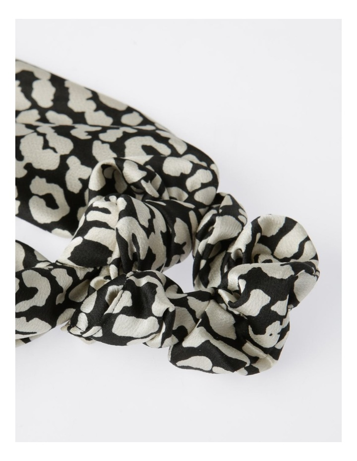 Printed Scrunchie Hair Accessory image 2