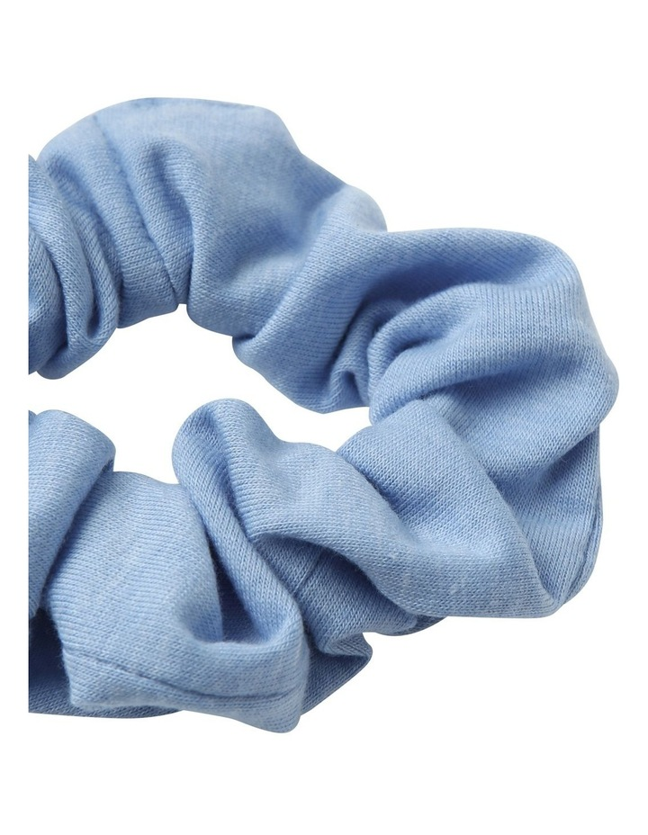 Lilac Jersey Scrunchie 2 Pack image 3