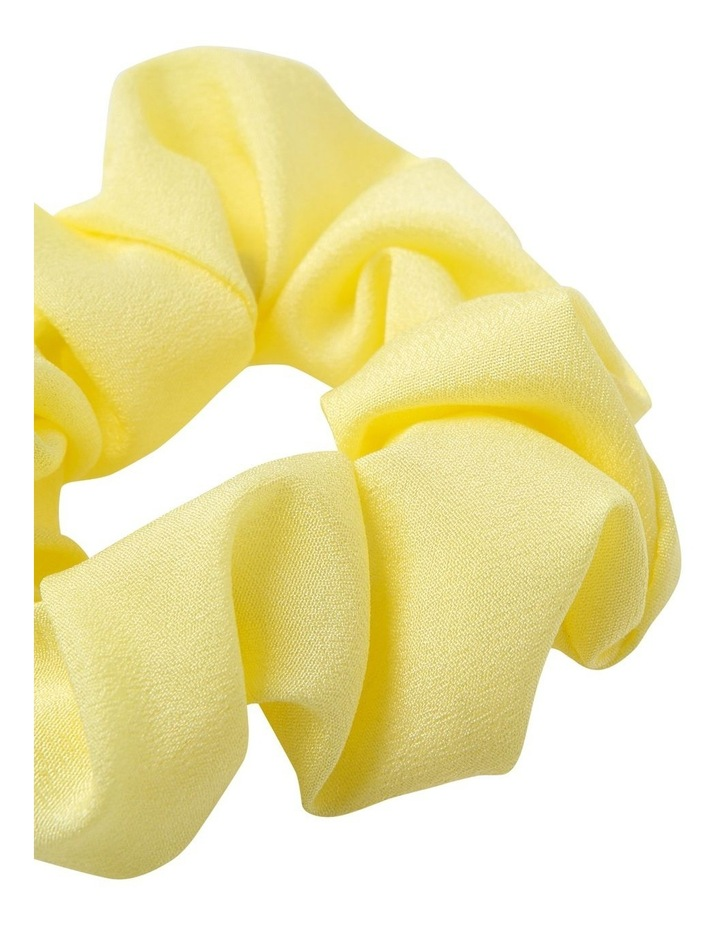 Broidery Scrunchie 3 Pack Hair Accessory image 4