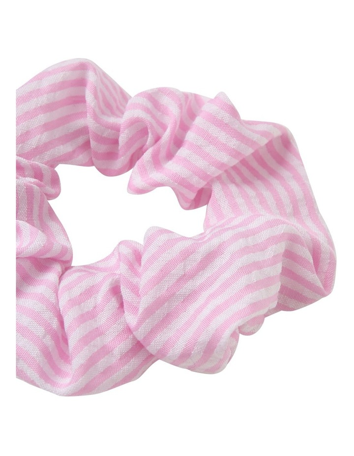 Broidery Scrunchie 3 Pack Hair Accessory image 2