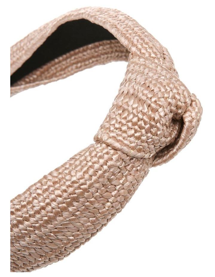 Textured Knot Headband Hair Accessory image 2