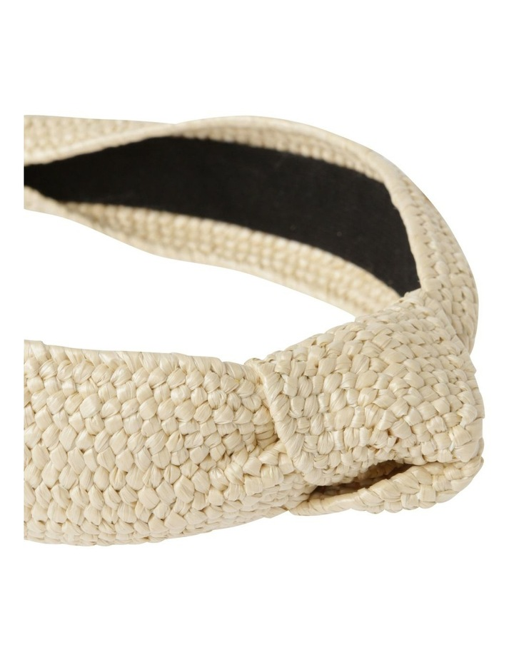 Textured Knot Headband Hair Accessory image 3