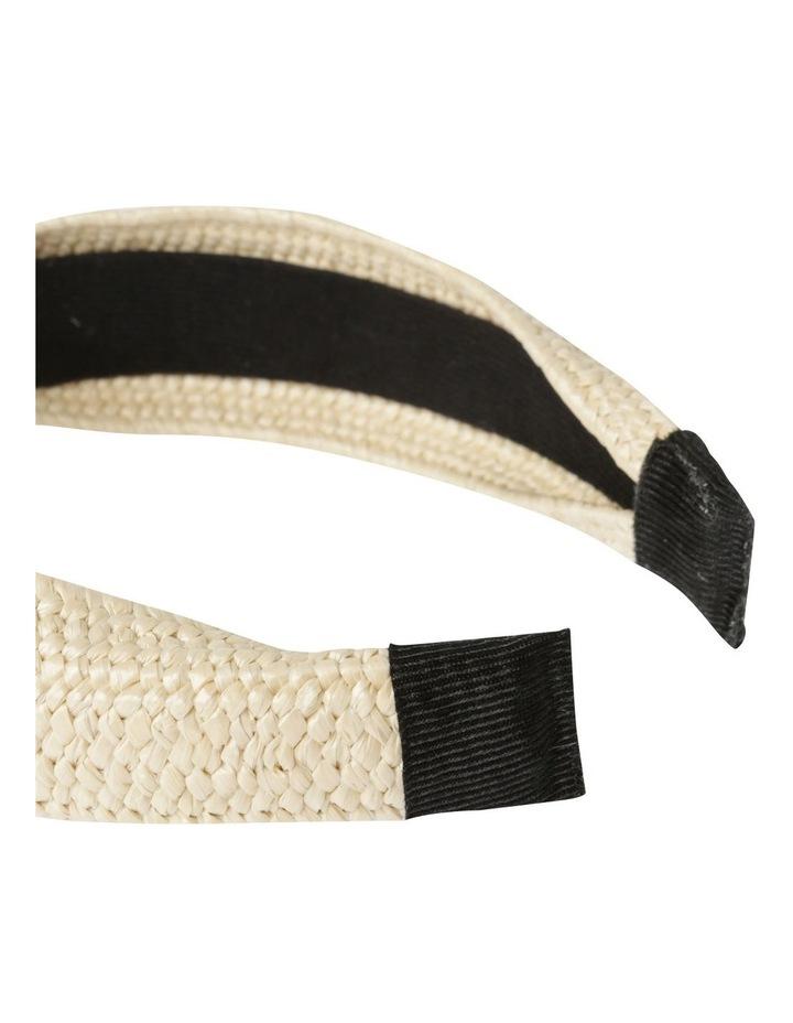 Textured Knot Headband Hair Accessory image 4
