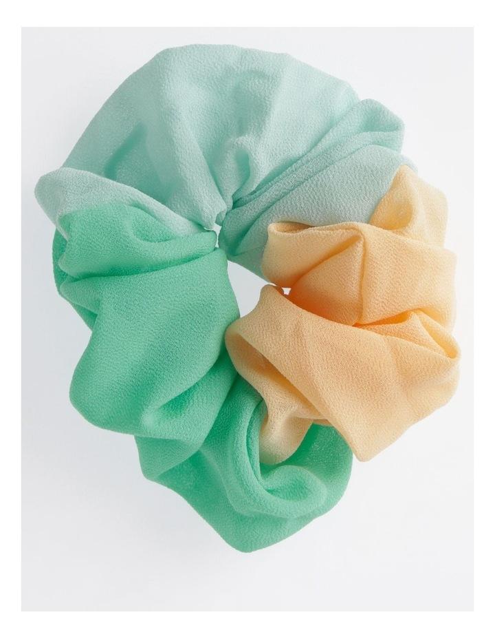 Multicolour Scrunchie image 1