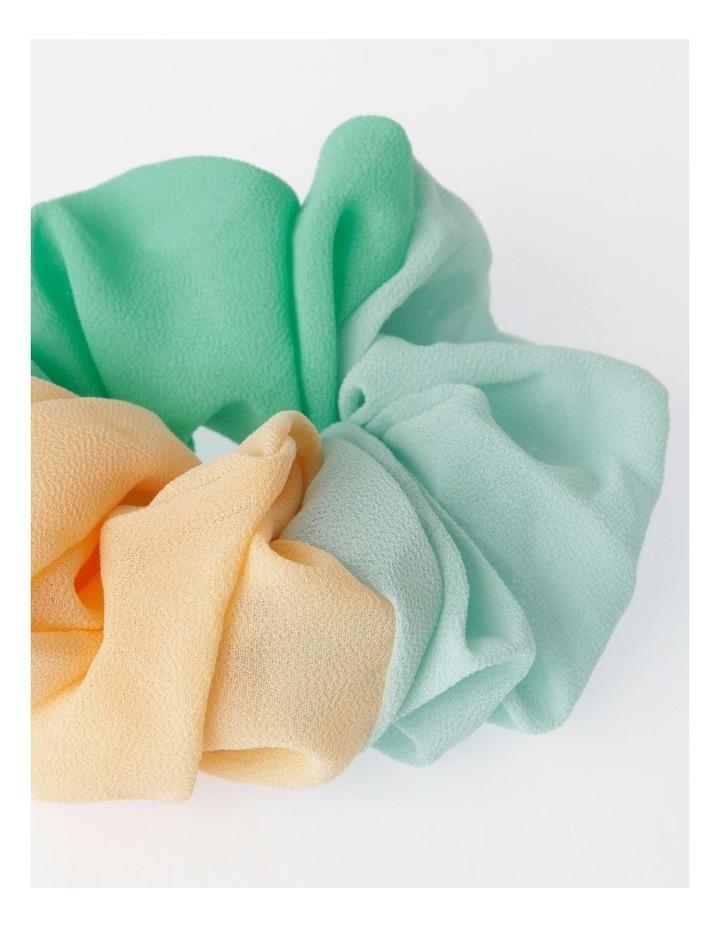 Multicolour Scrunchie image 2