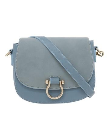 Miss ShopSuede Mix Saddle Bag. Miss Shop Suede Mix Saddle Bag. price 41f998ff81