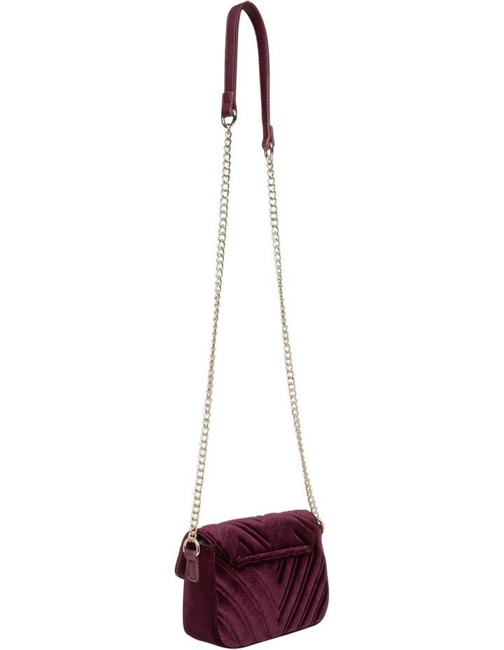 Velvet Quilted Bag image 2
