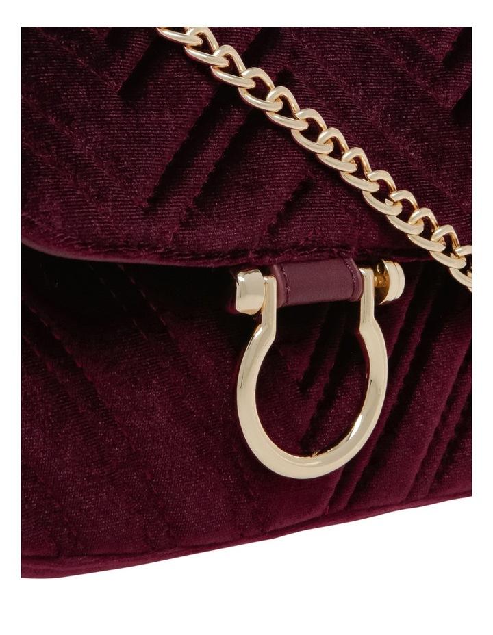 Velvet Quilted Bag image 3