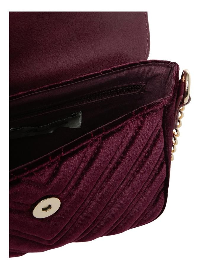 Velvet Quilted Bag image 4