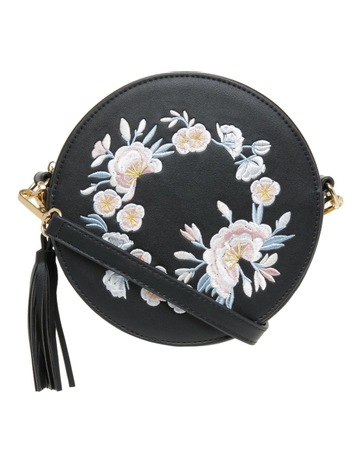 Miss ShopRound Embroidered Bag. Miss Shop Round Embroidered Bag. price 1cc51f7c60