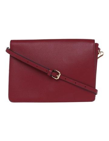Miss Shop Double Gusset Cross Body Bag a8dcd74775fa0