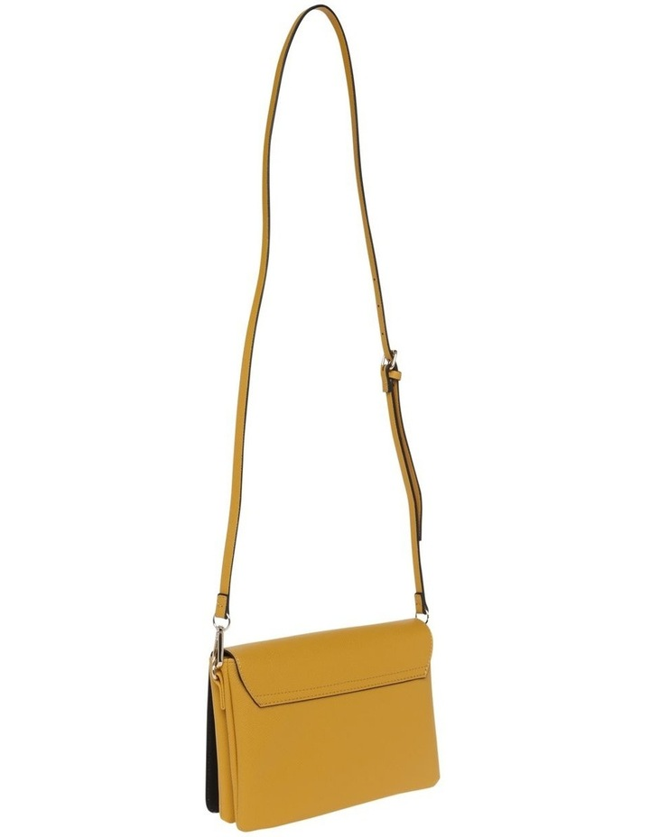 Double Gusset Cross Body  Bag image 2