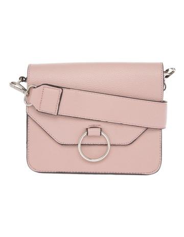 e47408ba85 Miss Shop PU Ring Crossbody Bag