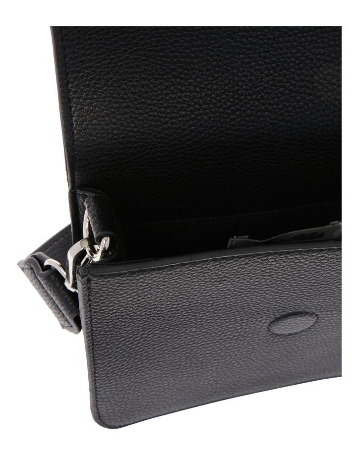 PU Ring Crossbody  Bag image 4