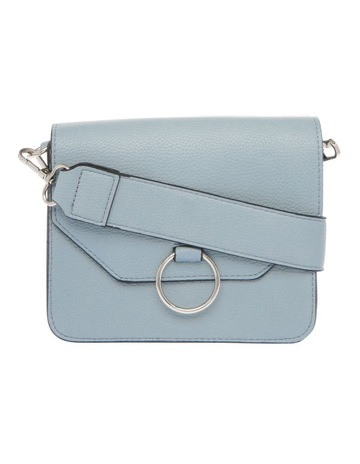 0223422da8d8 Miss Shop PU Ring Crossbody Bag
