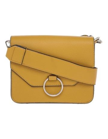 d5d983c22a9 Miss Shop PU Ring Crossbody Bag
