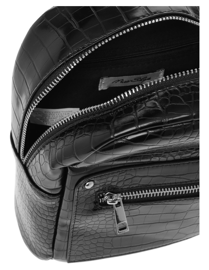 Mini Backpack Bag image 4