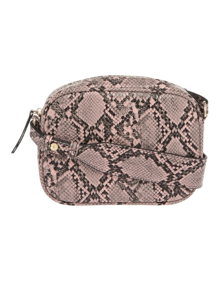 Small Wide Strap Cross Body Bag image 1