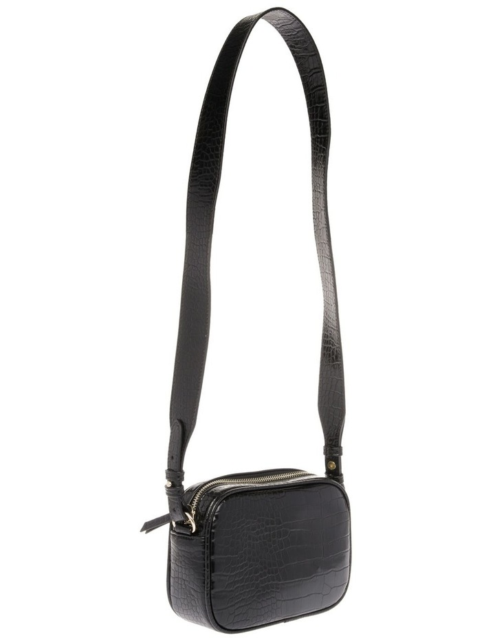 Small Wide Strap Cross Body Bag image 2