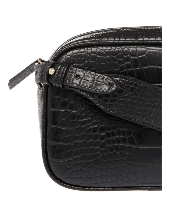 Small Wide Strap Cross Body Bag image 3