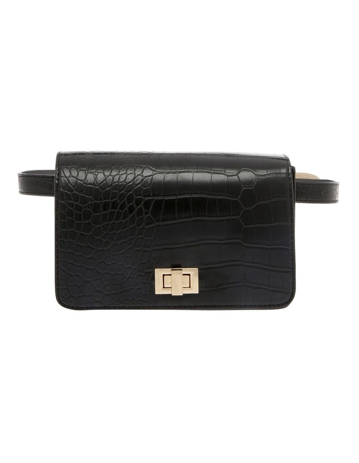 Rectangle Belt Crossbody Bag image 1