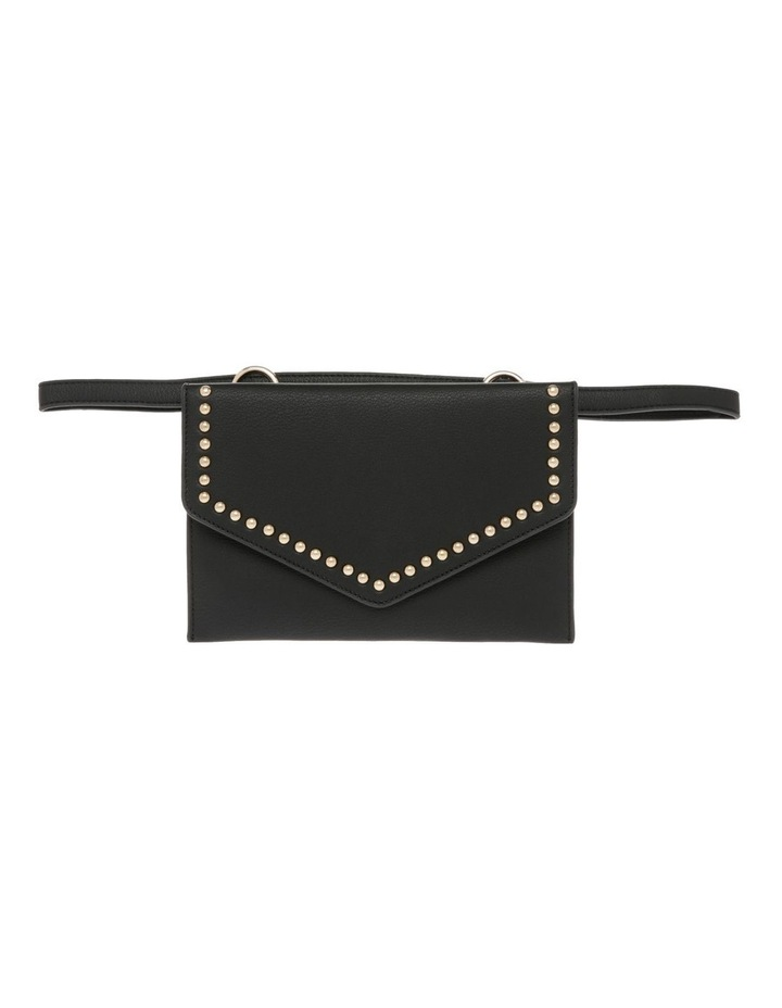 Flat Belt Bag With Studs image 1