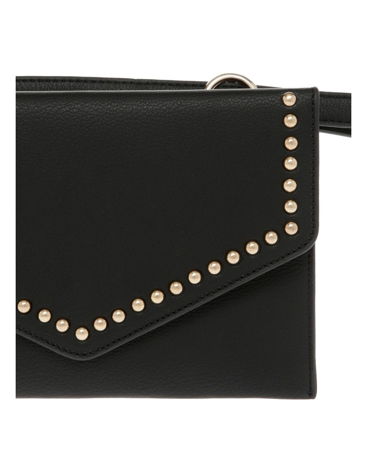 Flat Belt Bag With Studs image 3