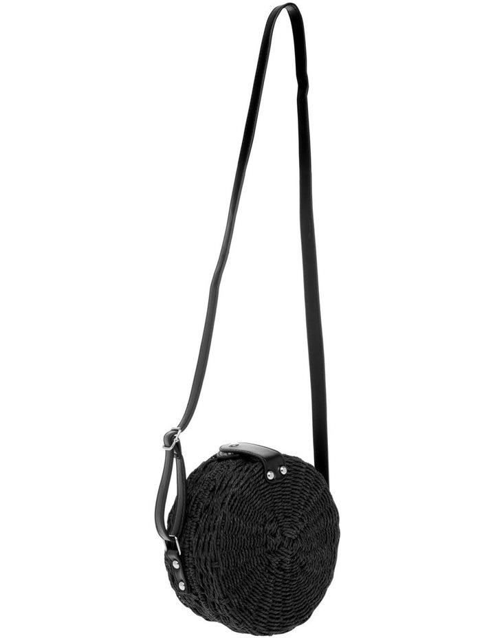 Round Straw Bag image 2