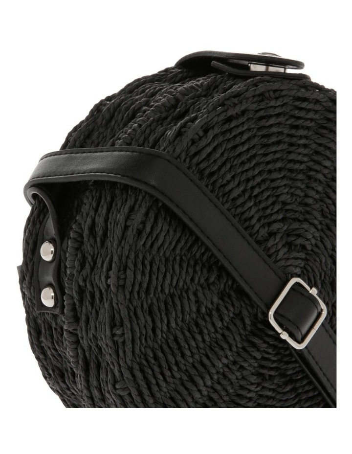Round Straw Bag image 3