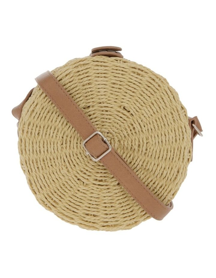 Round Straw Bag image 1