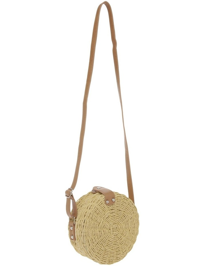 Round Straw Bag image 2