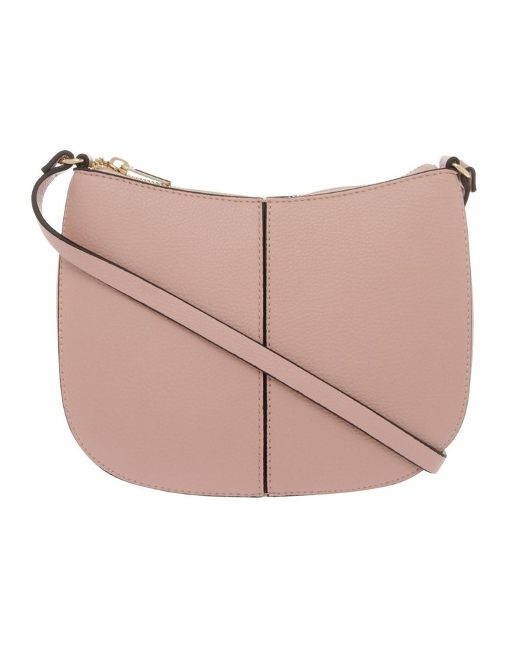 Basic Cross Body Bag with Stitching Detail image 1