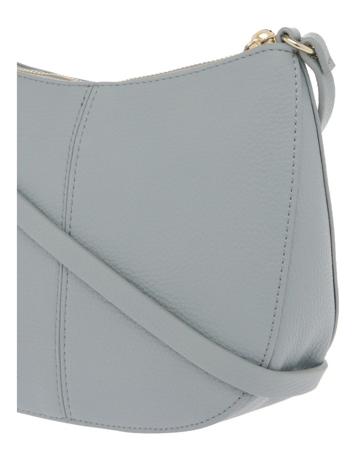 Basic Cross Body Bag with Stitching Detail image 3