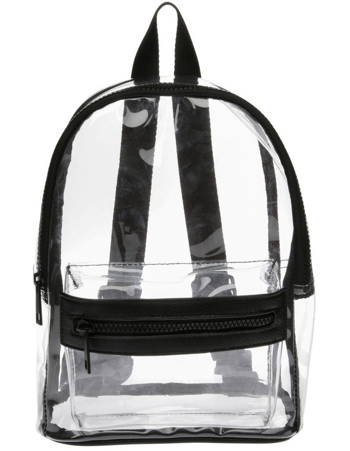 Clear Backpack image 1
