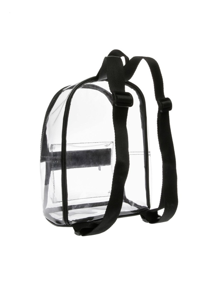Clear Backpack image 2