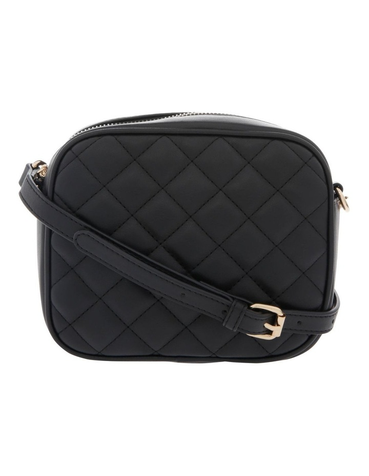 Quilted Cross Body Bag image 1