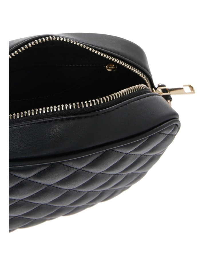 Quilted Cross Body Bag image 4