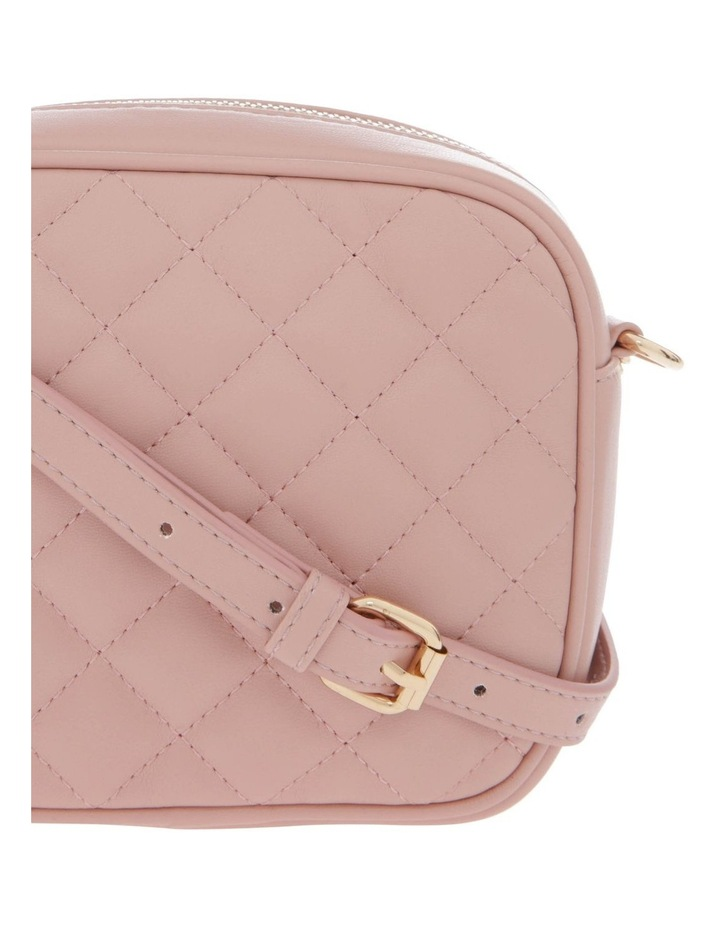 Quilted Cross Body Bag image 3