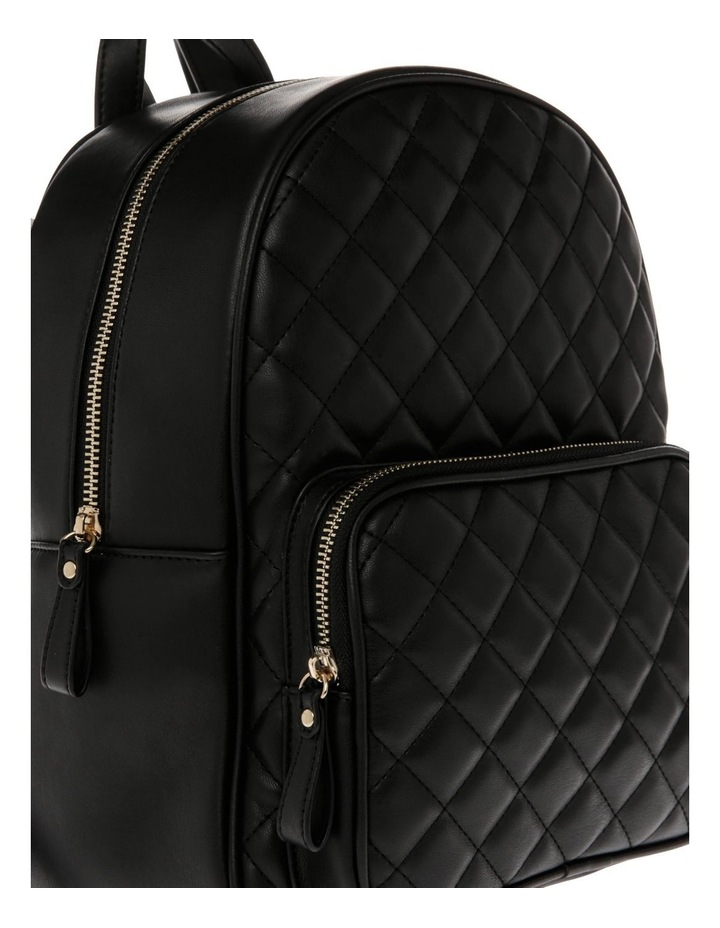 Quilted Backpack image 3