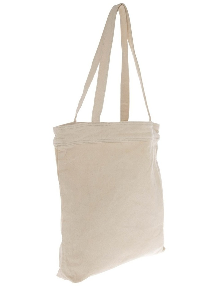 Hangry Canvas Tote Bag image 2