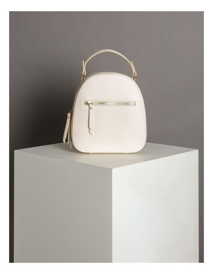 EBG12441 Top Handle Hard Case Backpack Bag image 6