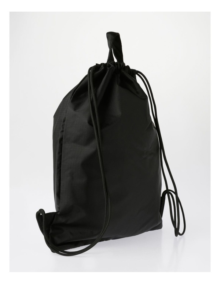 Made By Drawstring Backpack Bag image 2
